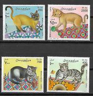 Somalia 1997 Cats MNH - Somalia (1960-...)