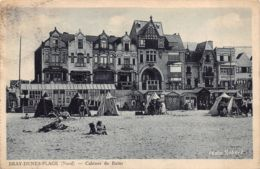 Bray Dunes Plage (59) - Cabines De Bains - Frankrijk