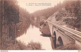 25 . N°105935 . Longevilles Mont D Or .le Doubs .etang Du Fourperret . - Autres Communes