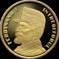 Romania, 2019, King Ferdinand I, 50 Bani - Roemenië