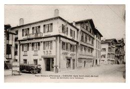 64 CIBOURE, Comptoir Immobilier Et De Change. ( VOIR SCAN ). - Ciboure