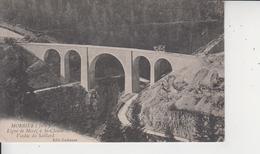 39 MORBIER  -  Ligne De Morez à St-Claude  -  Viaduc Du Saillard  - - France