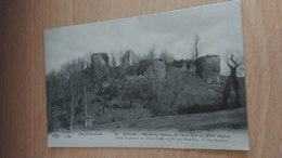 CPA - 80. DINAN -  Ruines Du Château De Léon XIIe S - Dinan