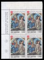 S.M.O.M. (Sovrano Ordine Di Malta) - Natale - La Vergine Il Bambino E San Basilio (Andrea Sacchi) - 2 Scudi - 1978 - Malte (Ordre De)