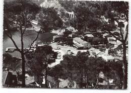La Redonne. Vue Generale   . CPSM GF.   Port Calanque - France