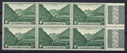 Luxembourg  -  Briefmarken  1935 - Blocs & Feuillets