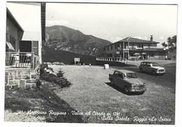 6626 - APPENNINO REGGIANO VALICO DEL CERRETO SULLA STATALE REGGIO - LA SPEZIA ANIMATA AUTO 1950 CIRCA - Italia