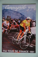 CYCLISME: CYCLISTE : MIGUEL INDURAIN - Cyclisme