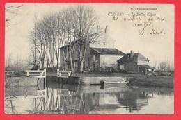 71 Saone Et Loire Cuisery Ecluse Sur La Seille Env De Tournus Chalon Sur Saone - France