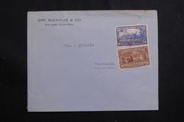 COSTA RICA - Enveloppe Commerciale De San José Pour Turrialba , Affranchissement Plaisant - L 61257 - Costa Rica