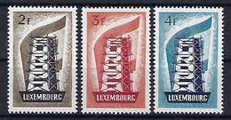 Luxembourg  -  Briefmarken -  1958 Europa  -  Postfrisch ** MNH  KW3,00 - Blocs & Feuillets