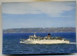 18 Carte Identique, Paquebot Car-ferry, FRED SCAMARONI (SNCM) - Passagiersschepen