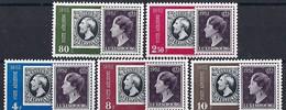 Luxembourg  -  Briefmarken -  1952 Postfrisch ** KW 100 - Blocs & Feuillets