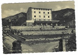 6639 - COVIGLIAIO FIRENZUOLA FIRENZE ALBERGO VERT 1955 - Autres Villes