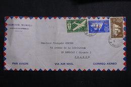 SAINT PIERRE ET MIQUELON - Enveloppe De St Pierre Pour La France En 1948, Affranchissement Plaisant - L 61262 - St.Pedro Y Miquelon