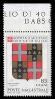 S.M.O.M. (Sovrano Ordine Di Malta) - Stemmi Dei Gran Maestri Di Rodi 1171/1192 - 85 Grani / Frà Joubert - 1979 - Malte (Ordre De)