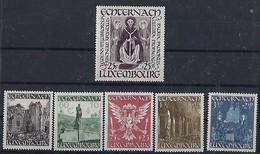 Luxembourg  -  Briefmarken -  1947  Postfrisch ** MNH  KW  50,00 - Blocs & Feuillets