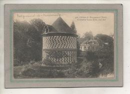 CPA - (27) BOSCGUERARD-de-MARCOUVILLE - Thème: Colombier-Pigeonnier Du Château De Boscguerard En 1905 - Other Municipalities