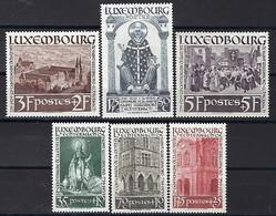Luxembourg  -  Briefmarken -  1938   Postfrisch ** MNH  KW  75,00 - Blocs & Feuillets