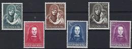 Luxembourg  -  Briefmarken -  1950   Postfrisch ** MNH  KW  120,00 - Blocs & Feuillets
