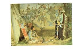 Cpm - KARL MAY MUSEUM RADEBEUL - Heimkehr Von Der Schlacht - Indien Bataille Bébé Cheval Fusil - Indiaans (Noord-Amerikaans)