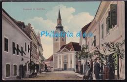 Metlika, Street Motif, Mailed Ca 1910 - Slovenia