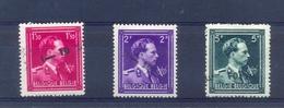 Nrs. 724N/724P * MH Nijvel (250) - 1946 -10%
