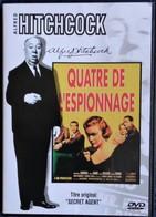 Quatre De L'espionnage - Film D'Alfred Hitchcock . - Comedy