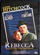 Alfred Hitchcock - REBECCA - Laurence Olivier - Joan Fontaine  . - Comedy