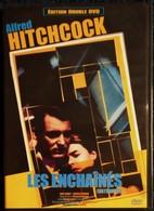 Alfred Hitchcock - Les Enchaînés - Cary Grant - Ingrid Bergman . - Policiers