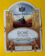 14389 -   Nostalgie Istanbul Orient Express Rosé Du Valais - Treni