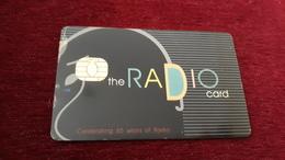 "CASH CARD "" THE RADIO CARD "" SINGAPORE  GEMPLUS - Singapour"