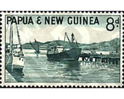 Ref. 350178 * MNH * - PAPUA AND NEW GUINEA. 1961. DIFFERENT CONTENTS . MOTIVOS VARIOS - Papúa Nueva Guinea