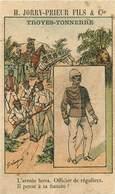 CHROMOS - H. JORRY-PRIEUR FILS & Cie - TROYES - TONNERRE - Old Paper