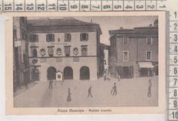 ARPINO CASERTA  PIAZZA MUNICIPIO  1913 - Caserta