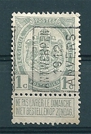 1810 Voorafstempeling Op Nr 81 - ANTWERPEN 1912 ANVERS -  Positie A - Precancels