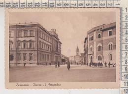 BENEVENTO PIAZZA IV  NOVEMBRE 1952  VG - Benevento