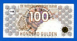Pays  Bas  100 Gulden  1992 - [2] 1815-… : Kingdom Of The Netherlands
