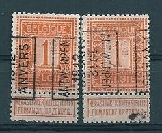 1977 Voorafstempeling Op Nr 108 - ANTWERPEN 1912 ANVERS -  Positie A & B - Precancels