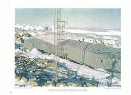 La Base Antarctique Dumont D'Urville En Terre Adélie D.P. N°110 H De Novembre 1963 Photo N°8 - Reproductions