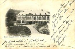 027 814 - CPA - Belgique - Huy -  Ecole D'Agriculture De L'Etat - Huy