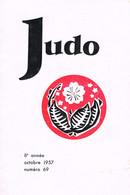 REVUE - JUDO - 1957 - - Arti Martiali
