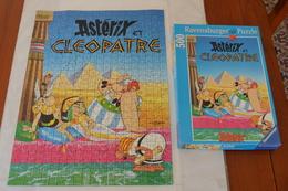"""ASTERIX Puzzle Ravensburger 500 Piéces """"Astérix Et Cléopatre"""" 36X49 Complet Bon état Voir Photo - Puzzles"""