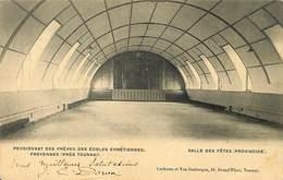 027 816 - CPA - Belgique - Pensionnat Des Frères Des écoles Chrétiennes - Salle Des Fêtes - Tournai