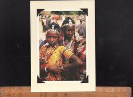 Burkina Faso : Jeunes Filles Peuhls Du Seno Peul Young African Girls - Burkina Faso