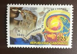 Gabon 1999 Aspirin Centenary MNH - Gabun (1960-...)