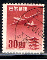 JAPON 727 // YVERT 15 // 1951-52 - Airmail