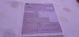 BIGLIETTO TRENO DA PADOVA AGENZIA  V.V.S. A TRIESTE CENTRALE 1989 - Treni