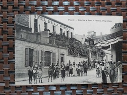 Tiaret ( Hôtel De La Poste) Algérie - Tiaret