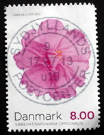 Denmark 2012  8.00kr. Minr.1714C) ( Lot L  3208 )   Autumn Flowers - Gebraucht